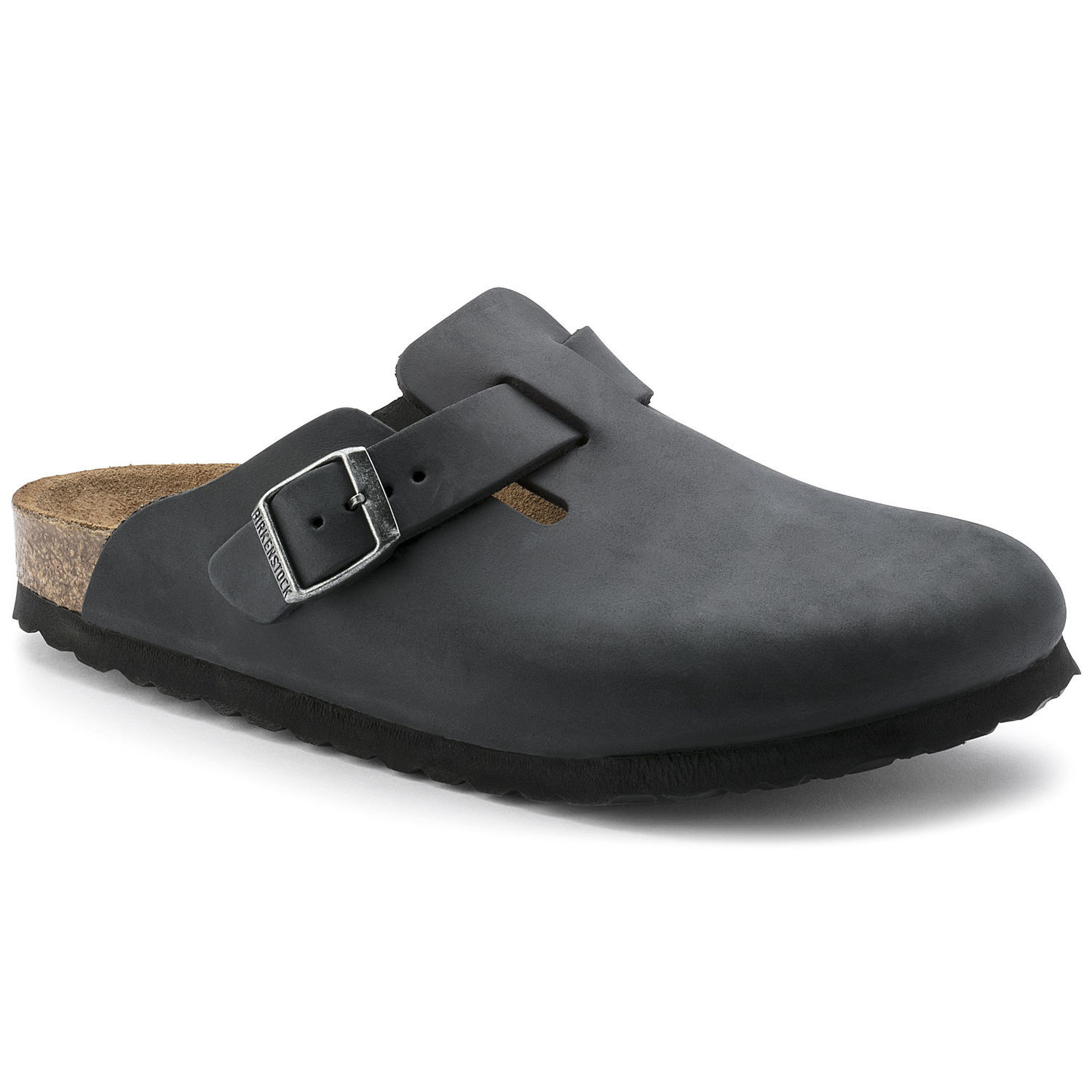 Image of   Sort Boston slip in fra Birkenstock - 39