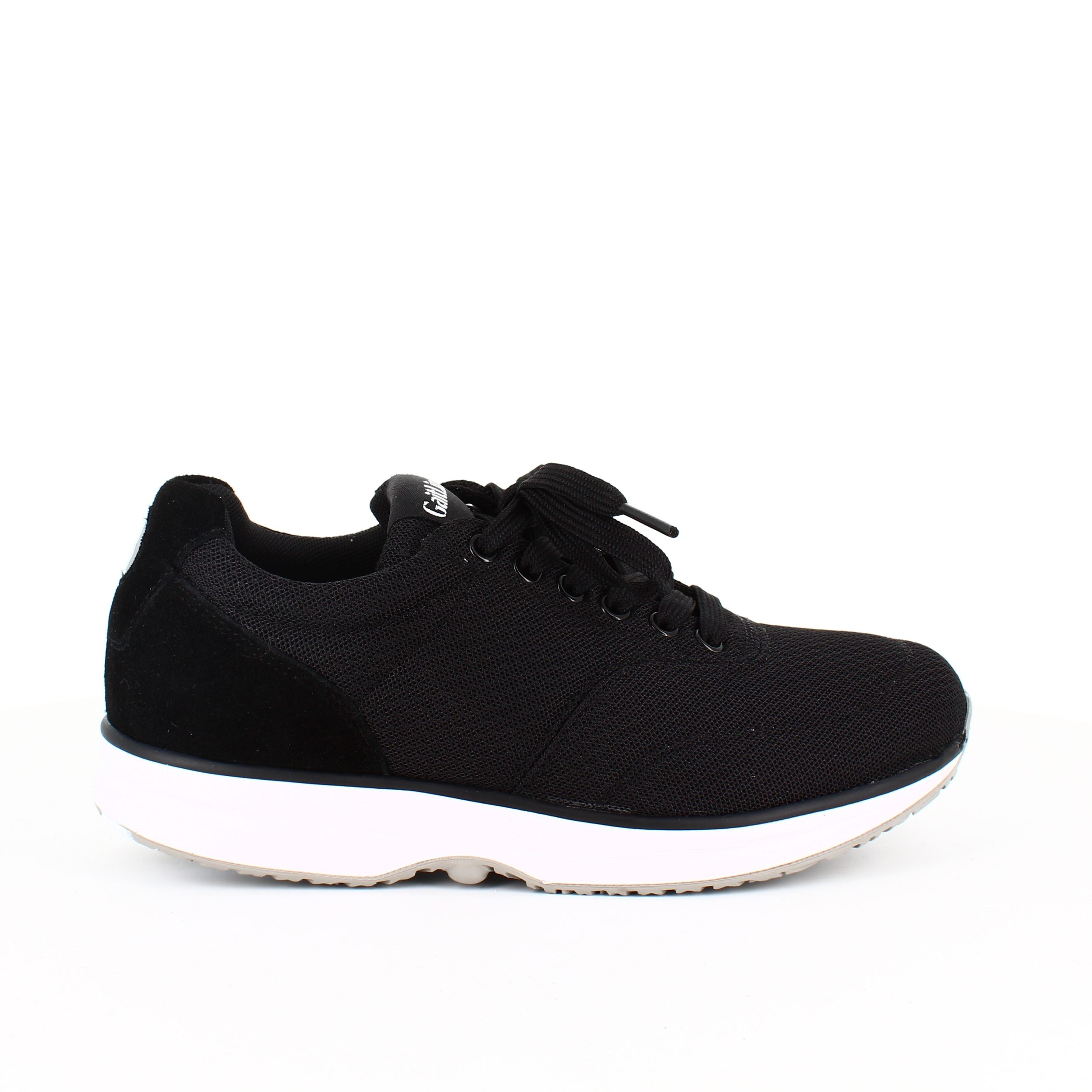 Image of   Flotte Sorte sneakers fra Gaitline - 44