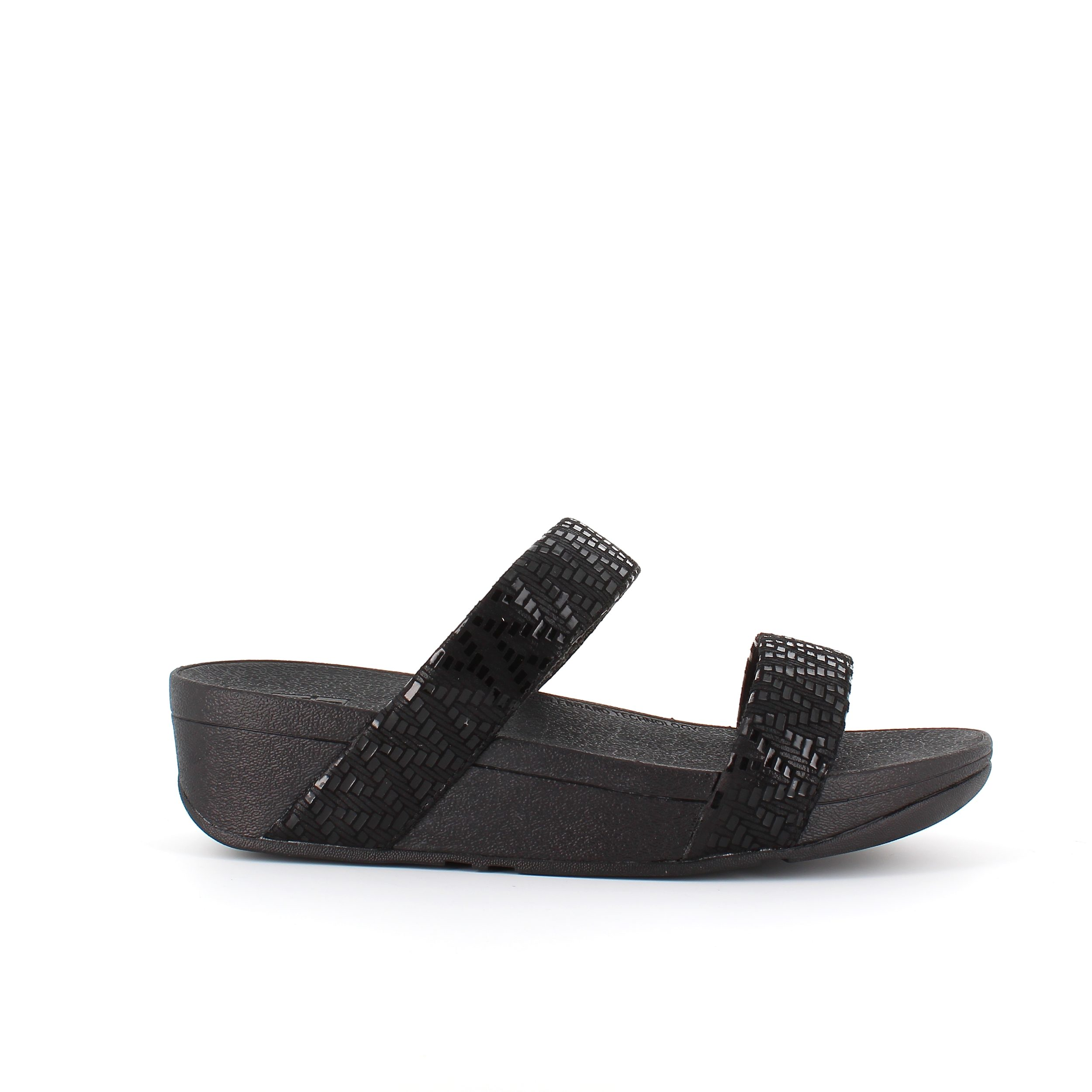Image of   Lottie Chevron slip in sandal fra Fitflop - 37