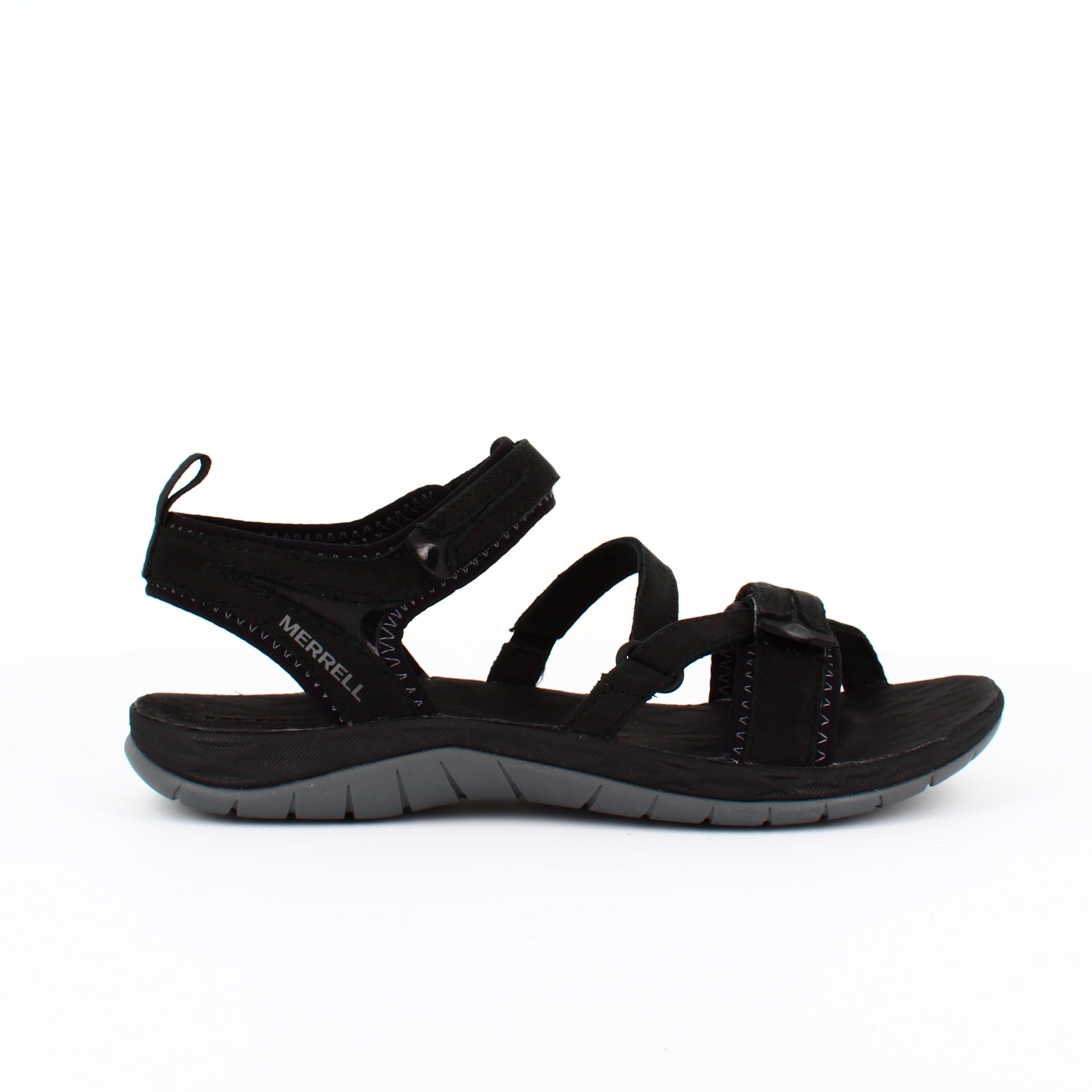 Image of   Sort sporty sandal fra Merrell - 38