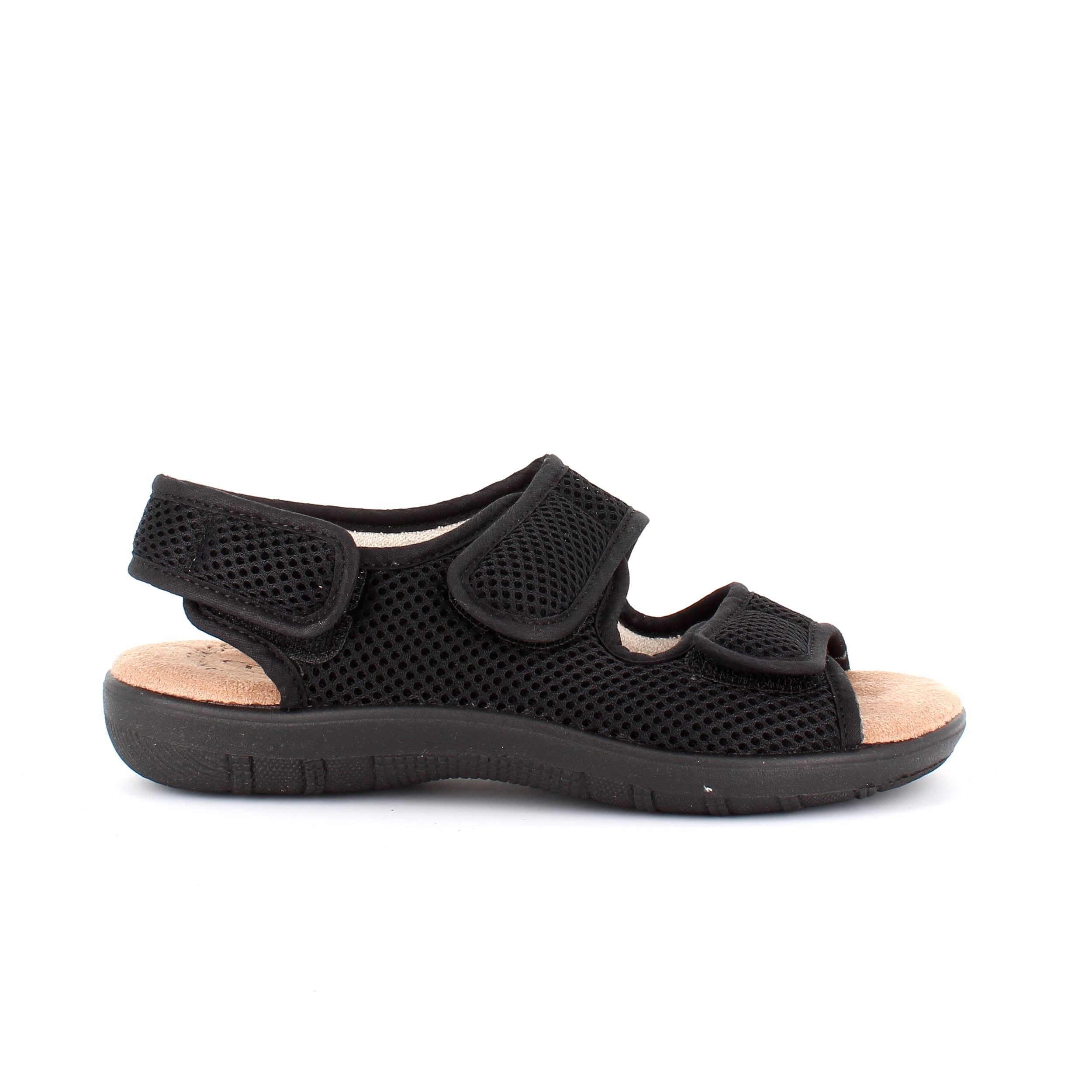 Image of   Anatomisk soft sandal - 38